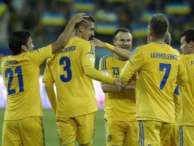 Сборная Украины трижды встречалась с командой США