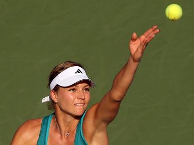 US.Open. Мария Кириленко