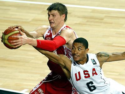 """""""А баскетбол-то, оказывается, жив"""""""