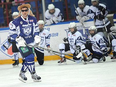 «Южный Урал» провёл традиционный матч с болельщиками