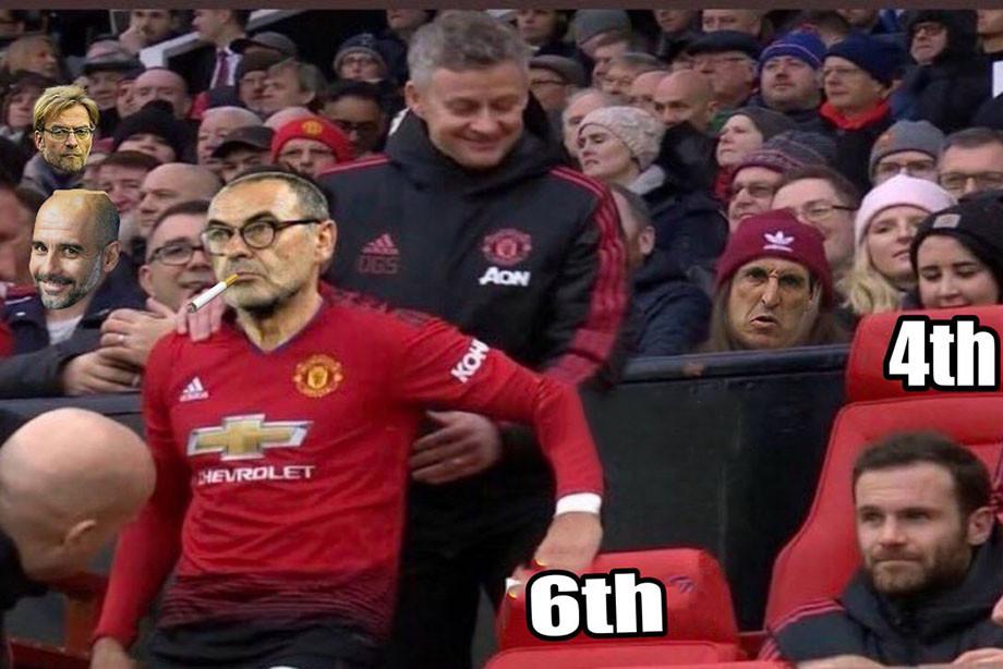 «Манчестер Сити» — «Челси» — 6:0, обзор соцсетей