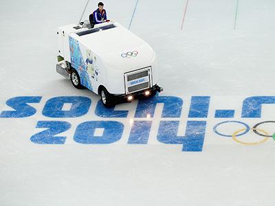 Машины Олимпиады