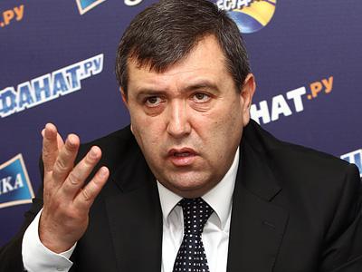 Аминов: Фурсенко не проработает весь свой срок