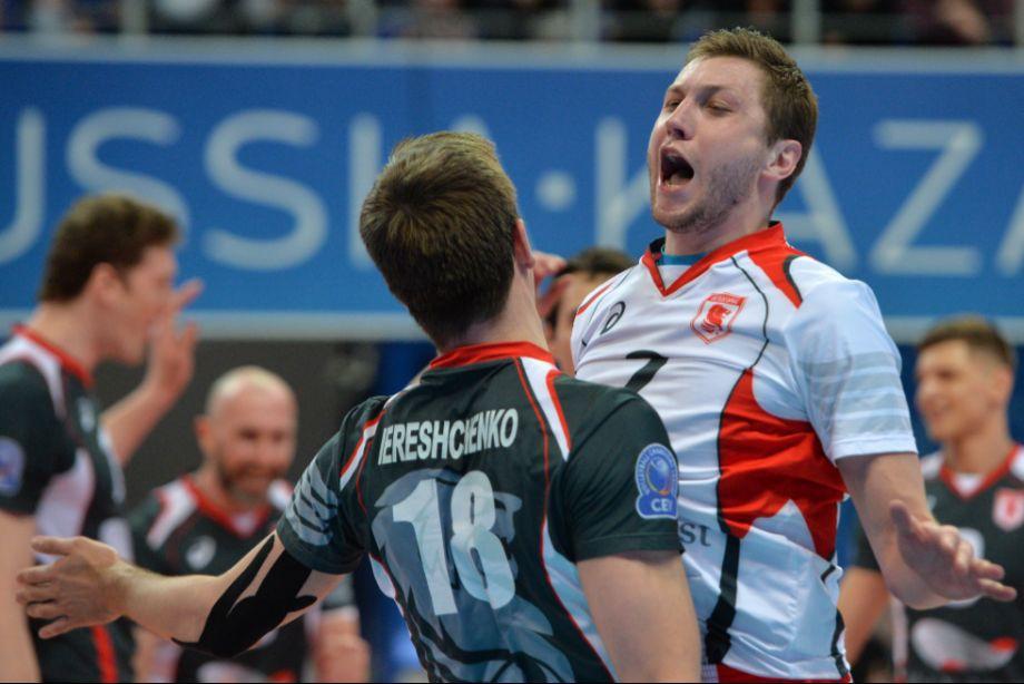 «Белогорье» одержало 600-ю победу вчемпионатах Российской Федерации