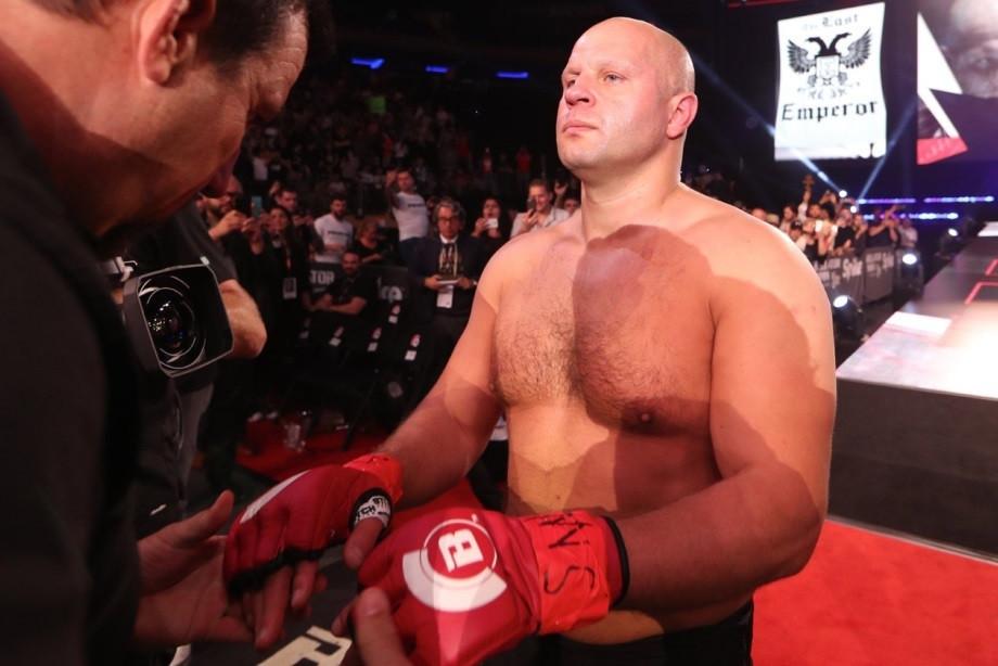 Фёдор вернул нам 2007-й. Емельяненко подерётся за чемпионский пояс