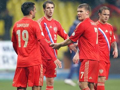 Самедов - о матчах с Португалией и Азербайджаном