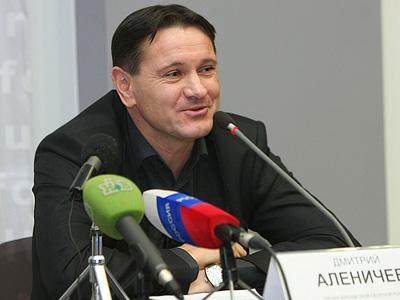 Тренер Аленичев дебютирует в Петербурге