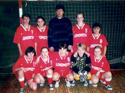 Вспоминаем сезон-1999/2000 в женском мини-футболе