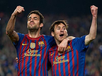 «Барселона» и «Бавария» - первые полуфиналисты Лиги чемпионов