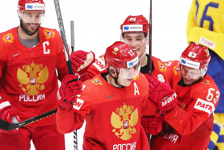 Расклады плей-офф ЧМ для сборной России