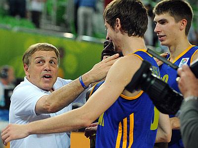 Украина стала одной из сенсаций Евробаскета-2013