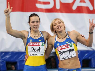 На командном ЧЕ Украина заняла шестое место
