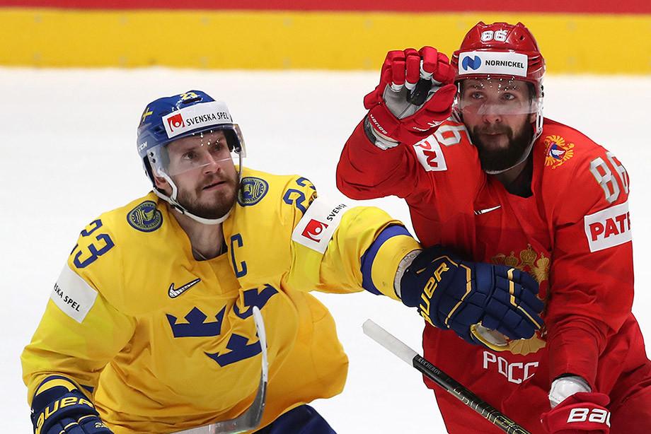 Что говорили в сборной Швеции после 4:7 от России