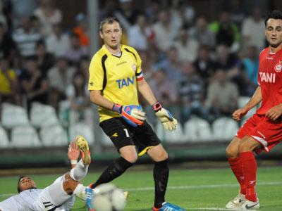Украина теряет первую команду в еврокубках