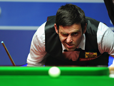 О'Салливан и Дэвис откроют UK Championship