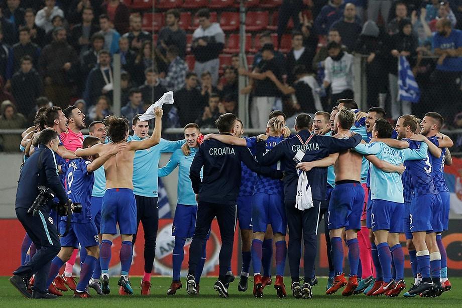 Победные нули Швейцарии и Хорватии. Ещё две сборные едут в Россию