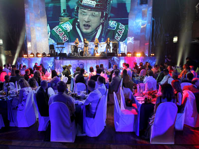 Состоялась церемония закрытия сезона КХЛ