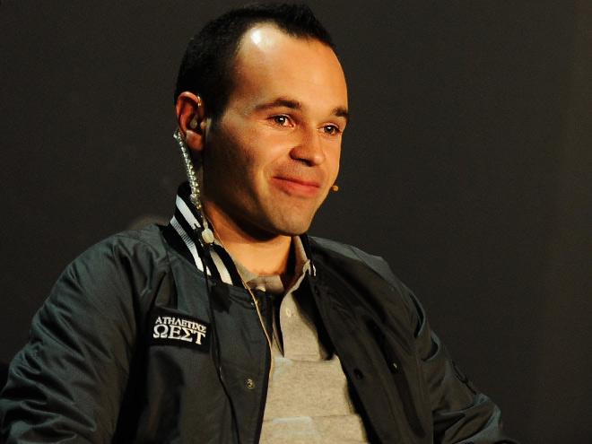 Андрес Иньеста