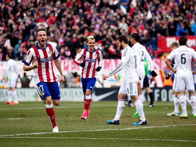 «Атлетико» – «Реал» – 4:0. Обзор матча