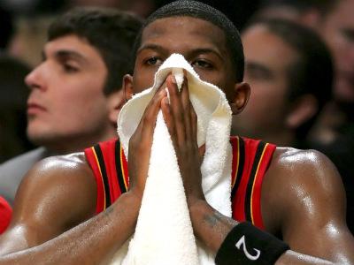 НБА. Джо Джонсон