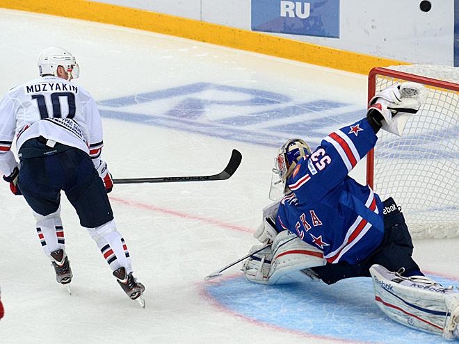 Сергей Мозякин и Александр Салак
