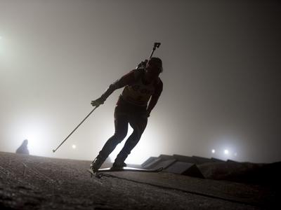 Биатлон. Репортаж из туманного Оберхофа