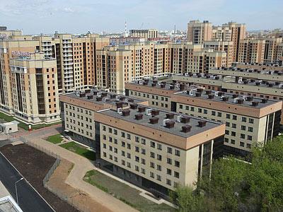 Деревня Универсиады-2013 в Казани