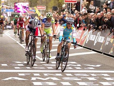 """""""Катюша"""" в шаге от подиума Amstel Gold Race"""