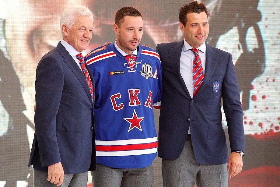 «Очень боимся ЦСКА». Как прошла презентация состава СКА