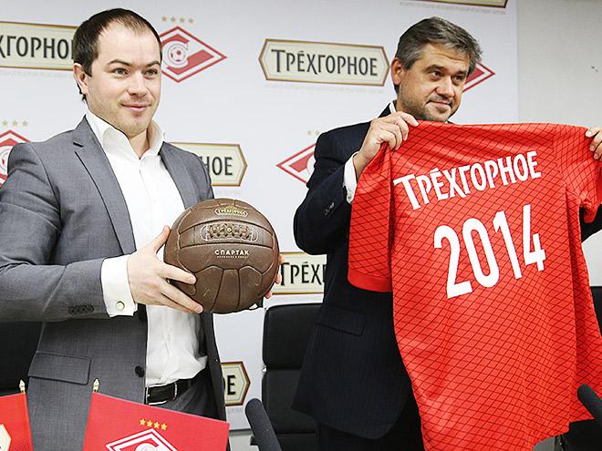 Роман Асхабадзе и Игорь Дементьев
