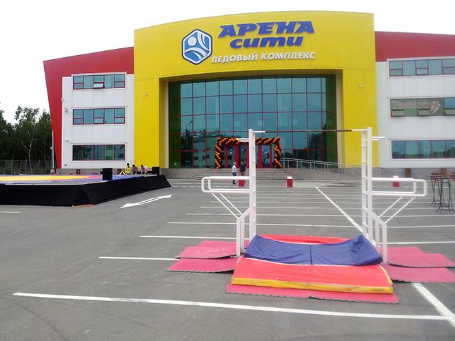 В Южно-Сахалинске открыли сезон МХЛ