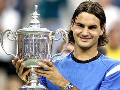 Федерер, Надаль, Сафин и другие чемпионы US Open