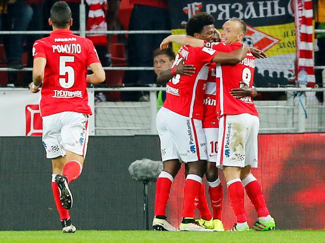 «Спартак» – «Динамо» - 3:0. 8 мая 2016-го. Видео, голы, обзор матча