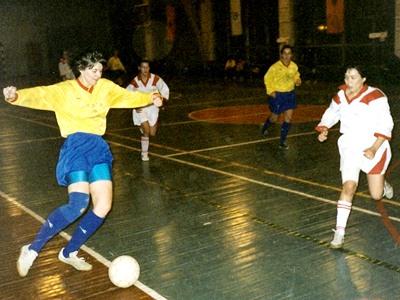 История женского ЧР по мини-футболу в сезоне-1995/1996