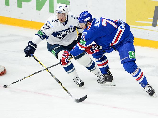 Итоги игрового дня КХЛ (17.11.2014)