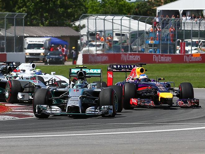 Формула-1. Гран-при Канады. Онлайн воскресенья