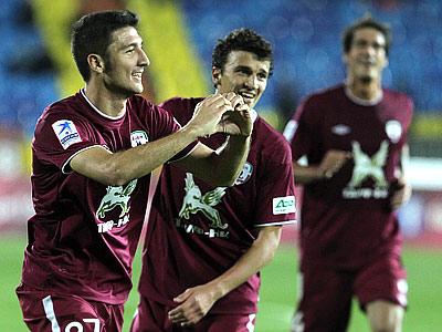 «Рубин» в 9-м туре РФПЛ одолел «Кубань» благодаря голу Боккетти