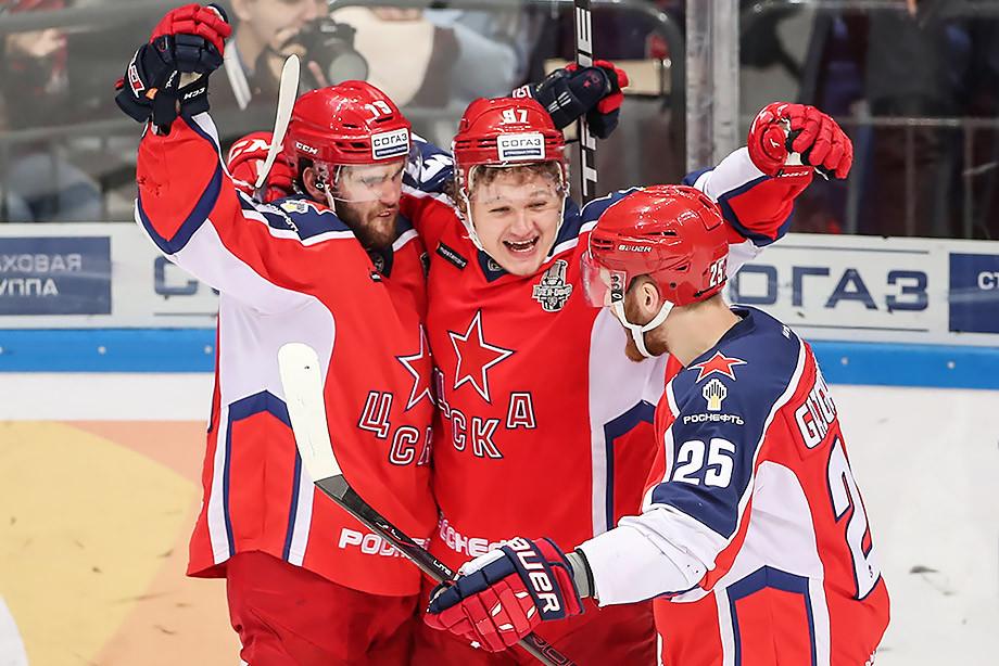 Цска хоккейный клуб москва команда ночные клубы тайшет