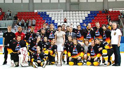 В Череповце прошёл турнир памяти Беляева