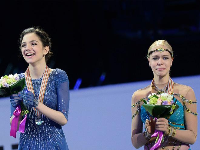Чемпионат мира по фигурному катанию. Медведева – чемпионка
