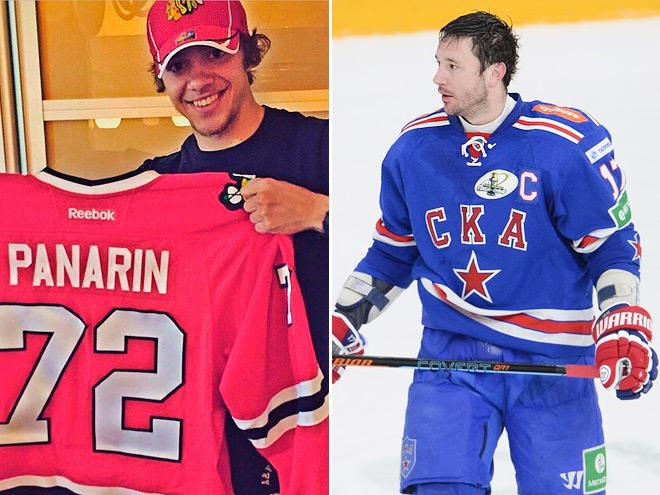 Из КХЛ в НХЛ и обратно