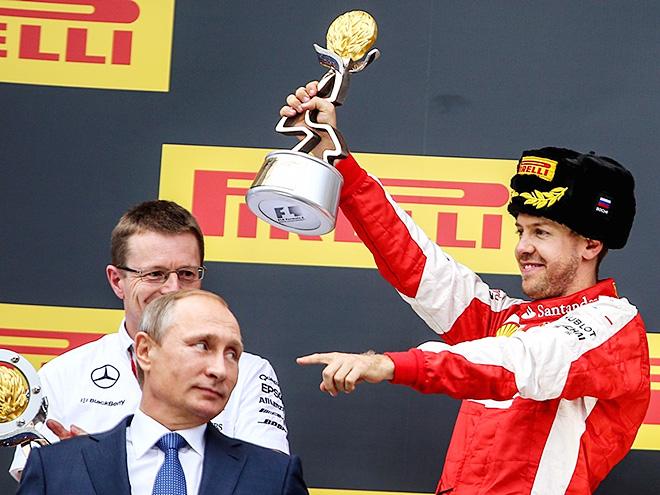 Гран-при России Формулы-1 глазами западных СМИ