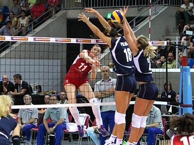 Россиянки во втором матче ЧЕ обыграли хорваток