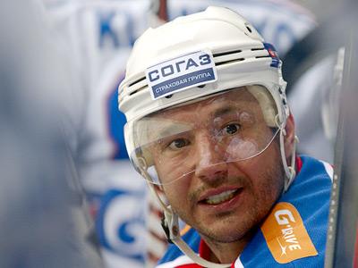Илья Ковальчук – о матче с «Атлантом»