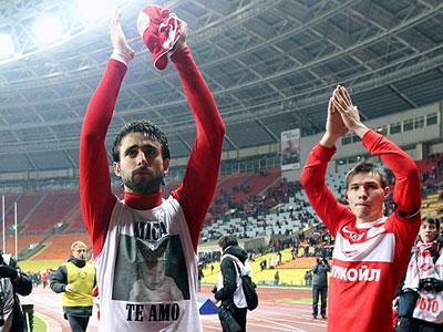 Николас Пареха и Сергей Паршивлюк