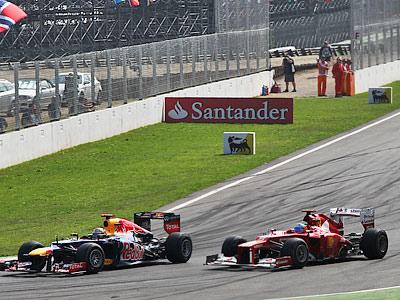 Разбор борьбы Алонсо и Феттеля на Гран-при Италии Формулы-1