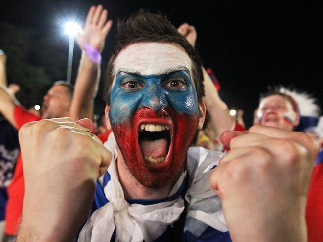 Сборная России по футболу на чемпионатах Европы