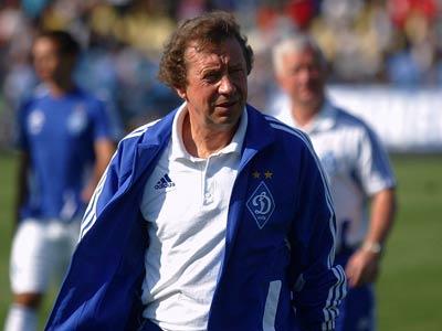 Главный тренер «Динамо» - о предстоящем матче с «Ворсклой»