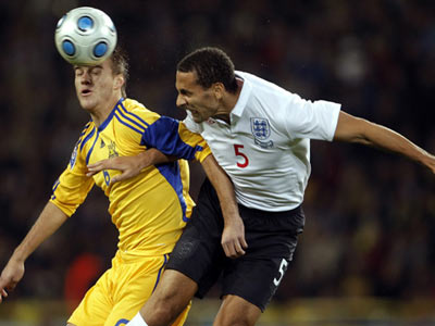Превью матча группы D Украина – Англия