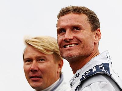 Результаты пилотов Формулы-1 в DTM
